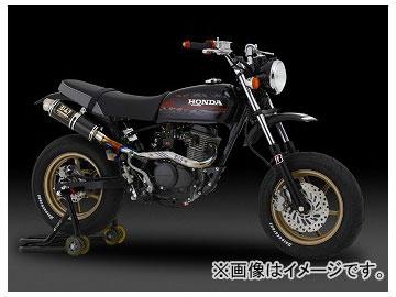2輪 ヨシムラ マフラー レーシングチタンサイクロン GP-MAGNUM R-SPEC 150-409F8U90 TC/FIRE SPEC(カーボンカバー) ホンダ Ape100 Type-D 2008年~2010年