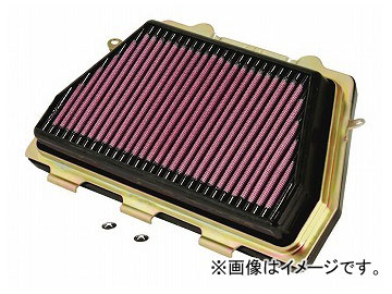 2輪 ヨシムラ K&N リプレイスメントエアフィルター HA-1008 ホンダ CBR1000RR 2008年~2009年