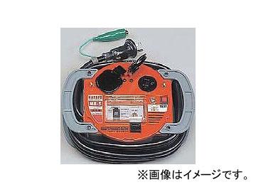 ハタヤリミテッド/HATAYA 金属感知機能付 メタルセンサーリール 100V型 メタセン(金属感知器)ボックス 5m MB-5 JAN:4930510419053 入数:1台