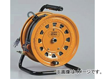 ハタヤリミテッド/HATAYA サンタイガーテモートリール 100V型 30+3m TG-130 JAN:4930510207599 入数:1台