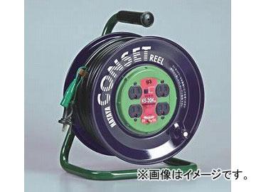 ハタヤリミテッド/HATAYA コンセットリール 100V型 【接地付】 30m KS-30K JAN:4930510207810 入数:1台