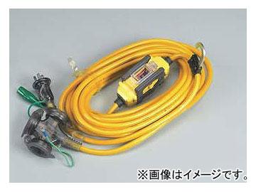 ハタヤリミテッド/HATAYA BFX延長コード 屋外用 過負荷短絡保護兼用型 10m イエロー(Y) BFX-103KC JAN:4930510419657 入数:1個
