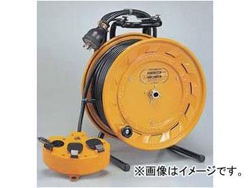 ハタヤリミテッド/HATAYA 三相200V型テモートリール 屋内型 30+3m TA-230M JAN:4930510208084 入数:1台