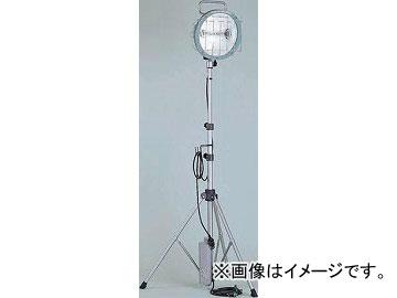 ハタヤリミテッド/HATAYA 400W型メタルハライドライト 屋外用 三脚スタンド型 5m MLHA-405K 入数:1台