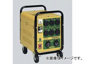 ハタヤリミテッド/HATAYA 大容量型トランスル<5kVAタイプ> 昇降圧兼用型 HLV-05A JAN:4930510108582 入数:1台