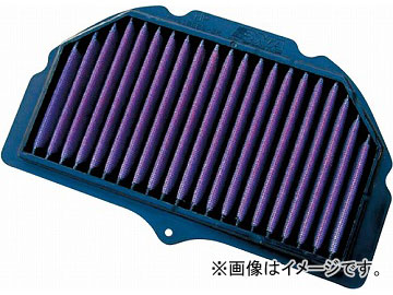2輪 アクティブ DNA モトフィルター PS-0105R JAN:4538792463902 スズキ GSX-R1000 2005年~2008年