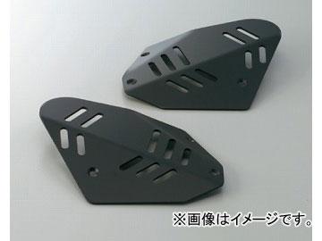 2輪 アクティブ ニーグリッププレート ブラック/スリットタイプ 1990077 JAN:4538792300399 ホンダ X-4 1997年~2003年