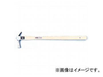 土牛産業/DOGYU ステンレス本職用仮枠槌 技 600mm 中 無 03224 JAN:4962819032244