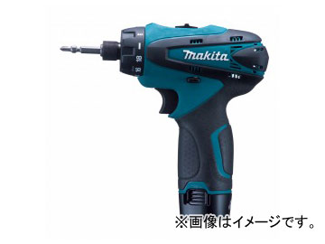 マキタ/makita 充電式ドライバドリル DF030DWX JAN:0088381093347