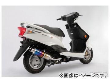 2輪 ビームス SS300チタン B227-09-000 JAN:4582285331414 ヤマハ シグナスZ YMTJAA408A 台湾並行モデル