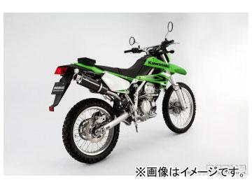 2輪 ビームス SS300カーボン アップタイプ S/O B408-08-004 JAN:4582285330622 カワサキ KLX250 JBK-LX250S 2008年~