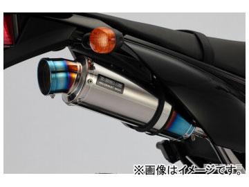 2輪 ビームス R-EVO(レーシングエヴォ) チタンサイレンサー B412-53-007 JAN:4582285334446 カワサキ D-トラッカー125 EBJ-LX125D