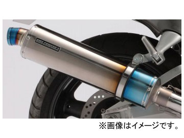 2輪 ビームス BMS-R チタンフルエキ R-EVO チタン 焼き有り RACING TYPE D302-53-T1S JAN:4582285331896 φ120 スズキ GSX1300R A111/GW71A