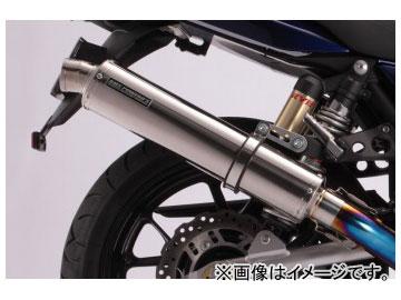 2輪 ビームス BMS-R ステンフルエキ R-EVO チタン ポリッシュ RACING TYPE D406-53-S2S JAN:4582285332817 φ100 カワサキ ZRX1200 ダエグ ZRT20D