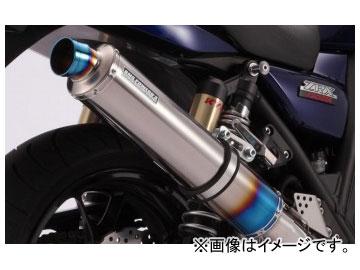 2輪 ビームス BMS-R ステンフルエキ R-EVO チタン 焼き有り RACING TYPE D407-53-S1S φ100 カワサキ ZZR1400 ZXT40A マレーシア仕様 2006年08月~