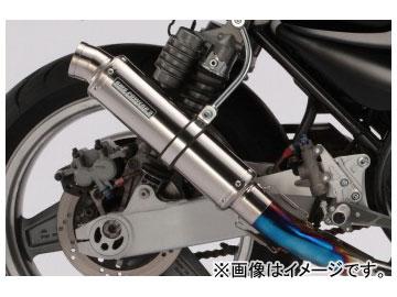 2輪 ビームス BMS-R チタンフルエキ R-EVO チタン ショート ポリッシュ RACING TYPE D404-53-T9S JAN:4582285332404 φ89 カワサキ ゼファー1100 ZRT10A