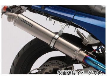 2輪 ビームス BMS-R ステンフルエキ R-EVO チタン ロング ソリッド RACING TYPE D404-53-S3S JAN:4582285332503 φ89 カワサキ ゼファー1100 ZRT10A