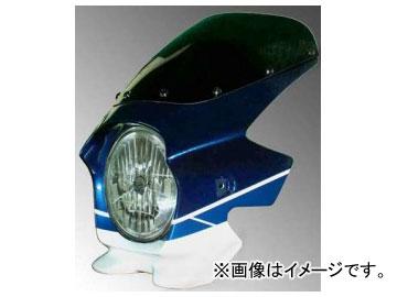 2輪 Nプロジェクト スーパーバイカーズビキニカウル ブラスターII 23234 JAN:4571115622167 STD PSブルーNO.2/GSホワイト スズキ GSX1400 2007年~2008年