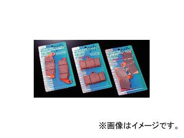 2輪 Nプロジェクト プロジェクトミュー ブレーキパッド フロント スペシャルメタル BP-161M JAN:4580115151676 カワサキ ZX-6R ディスク:W