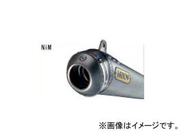 2輪 Nプロジェクト アロー エキゾーストシステム Racing 8676 NiM ステンレスサイレンサー カワサキ Z1000 2003年~2006年