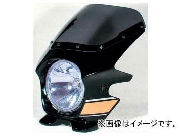 2輪 Nプロジェクト スーパーバイカーズビキニカウル ブラスターII 21207 JAN:4571115628725 STD MSブラック(S) カワサキ ZEP1100RS 2004年