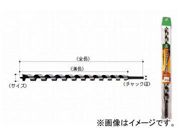 大西工業/ONISHI No.7-E ロングドリル 30mm 品番:007E-300 JAN:4957934233003 入数:6本