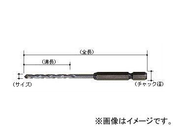 大西工業/ONISHI No.30 6角軸磁器タイル用ドリル 8.0mm JAN:4957934500808 入数:6本