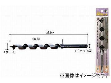 大西工業/ONISHI No.25 木工用SDSビット 27mm JAN:4957934162709 入数:6本