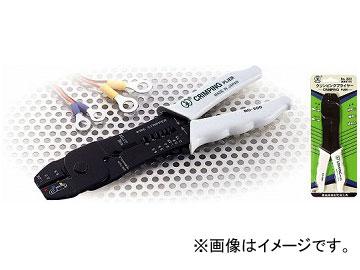大西工業/ONISHI No.200 クリンピングプライヤー 絶縁子付圧着端子用 品番:CP-200 JAN:4957934040014 入数:6個