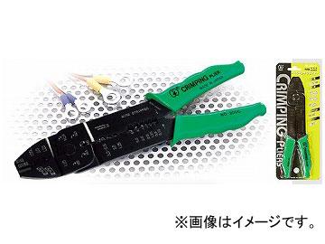 大西工業/ONISHI No.300-C クリンピングプライヤー 連続圧着端子(オープンバレル)・裸圧着端子両用 品番:CP-300C JAN:4957934040113 入数:6個