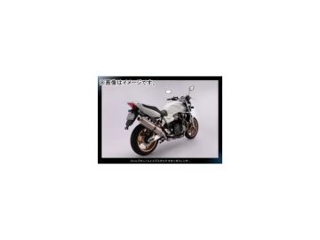 2輪 ビームス BMS-R スリップオン シェイプスクエア チタンソリッド RACING TYPE D108-53-P5S JAN:4582285333302 ホンダ CB1300 SF/SB EBL-SC54 2008年~