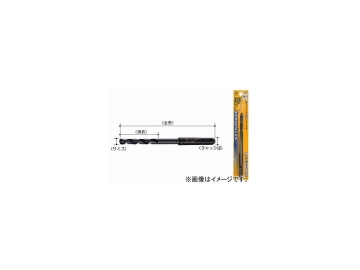 大西工業/ONISHI No.27 SDS鉄工用ドリル 3mm 品番:027-030 JAN:4957934350304 入数:6本