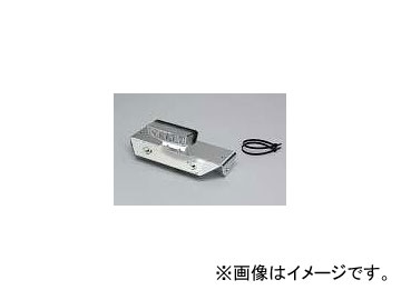 2輪 ハリケーン リア フェンダーレスkit LEDレクタングルTYPE ヤマハ TW225E/200/200E
