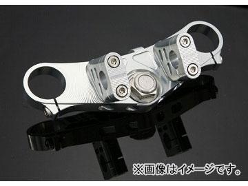 2輪 ケイファクトリー/K-FACTORY トップブリッジ メタリックシルバー カワサキ/KAWASAKI ゼファー1100