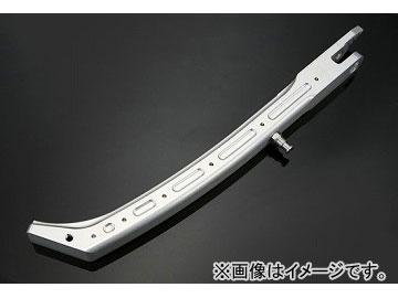 2輪 ケイファクトリー/K-FACTORY アルミサイドスタンド シルバー カワサキ/KAWASAKI GPZ900R A7~