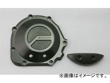 2輪 ケイファクトリー/K-FACTORY パルシングカバー TYPE2 ブラック カワサキ/KAWASAKI ZRX1200 ~2009年