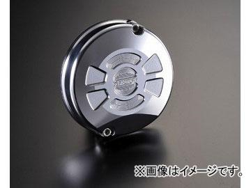2輪 ケイファクトリー/K-FACTORY パルシングカバー R TYPE2 ポリッシュ カワサキ/KAWASAKI ゼファー1100