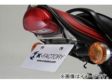 2輪 ケイファクトリー/K-FACTORY フェンダレスキット カワサキ/KAWASAKI ゼファー1100
