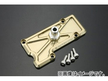 2輪 ケイファクトリー/K-FACTORY ボディーブリーザー チタンゴールド カワサキ/KAWASAKI ゼファー1100