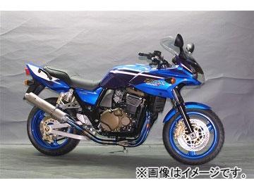 2輪 ケイファクトリー/K-FACTORY フルエキゾースト SDタイプ SBL/PT-110-42-490-C カワサキ/KAWASAKI ZRX1200 ~2009年