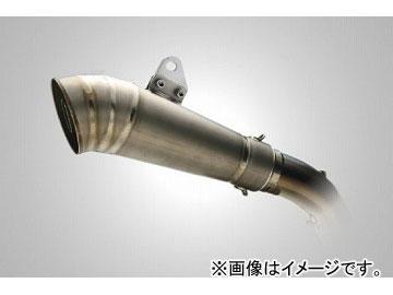 2輪 ケイファクトリー/K-FACTORY モトGP ショートテーパーサイレンサー タテフック