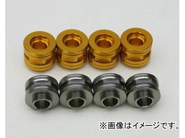 2輪 ケイファクトリー/K-FACTORY ブレンボキャリパー用変換スペーサー 13.5mmローター用 カワサキ/KAWASAKI ZRX1200 ~2009年