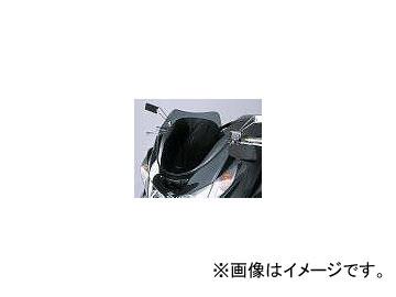 2輪 ハリケーン ショートスクリーン リバースライン HA6117 JAN:4936887047806 ブラックスモーク スズキ スカイウェイブ250/400/typeS CJ/CK-43A