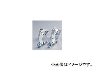 2輪 ハリケーン ヘキサゴン型セットバックホルダーH40 HB0660A JAN:4936887091106 シルバー スズキ GSX1400