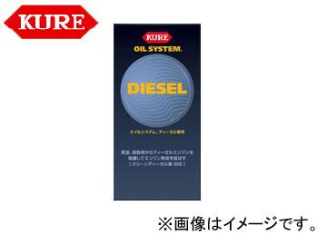呉/KURE オイルシステムシリーズ オイルシステム ディーゼル車用 2098 400ml 入数:20