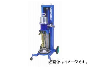 ヤマダコーポレーション/yamada 高粘度ポンプユニット SR160M50ALW 製品番号:880832