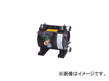 ヤマダコーポレーション/yamada ダイアフラムポンプ NDP-5シリーズ NDP-5FVT 製品番号:852110