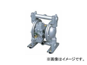ヤマダコーポレーション/yamada ダイアフラムポンプ NDP-20シリーズ NDP-20BAN 製品番号:851317