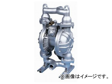 ヤマダコーポレーション/yamada ダイアフラムポンプ NDP-40シリーズ NDP-40BFT 製品番号:852864