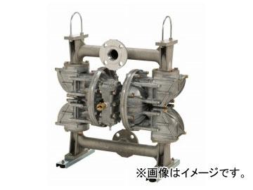 ヤマダコーポレーション/yamada フラップバルブダイアフラムポンプ NDP-50FAN 製品番号:854296